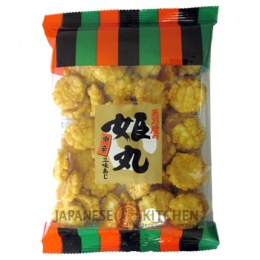 Amanoya : Chilli Rice Crackers (Spicy Baked Rice Crackers) - 98g