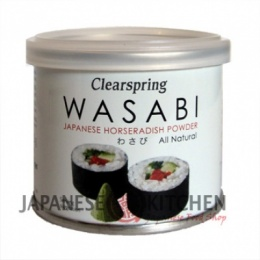 Clearspring : Wasabi Powder (All Natural) - 25g