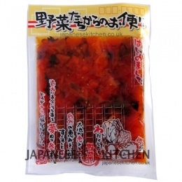 Marutsu : Pickled Vegetables (Fukujinzuke Pickles) - 150g