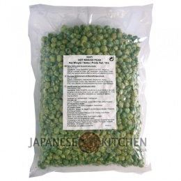 Hapi-snacks : Wasabi Peas Wholesale (Wasabi Peas Bulk) - 1kg Bag
