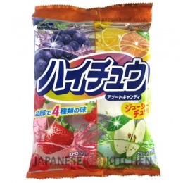 Morinaga : Hi-Chew Candy Assortment (Four flavours)