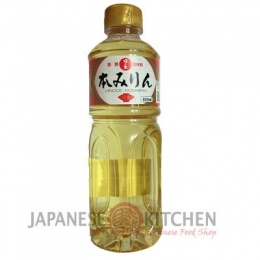 Hinode : Hon Mirin - Sweet Cooking Sake (Alc.14%) 600ml