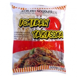 JFC : Ichiban Yakisoba Noodles with Sauce - 2 servings