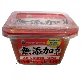 Marukome : All Natural Miso Paste (Medium Awase Miso) - 375g