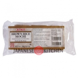Mitoku : Brown Rice Mochi (Original) - 250g