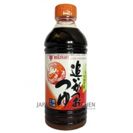 Mizkan : Tsuyu Soup Stock (Bonito Flavoured Soup Base) Concentrate - 500ml