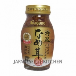 Nagano : Seasoned Pickled Enoki Mushrooms (Nametake) - 180g