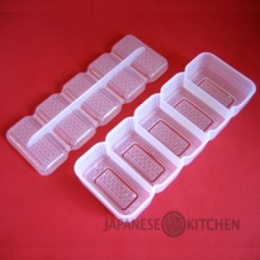 Sushi Mold : Sushi Rice Mould (NIGIRI) 5 piece