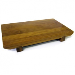 Sushi Geta : Wooden Sushi Serving Tray