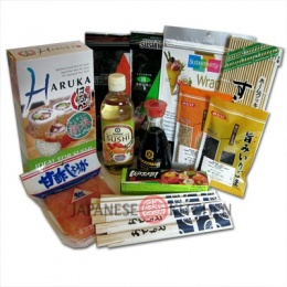 Sushi Kit : Intermediate Set