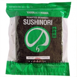 Yamamotoyama : Roasted Seaweed Sheets (Sushi Nori) Regular Grade x 50