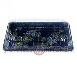 Disposable Sushi Tray with Clear Lid (ST6) x1pc