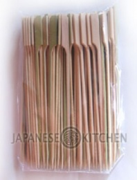 Teppo gushi (Rifle-Shape Skewers) - Long 18cm/100pcs