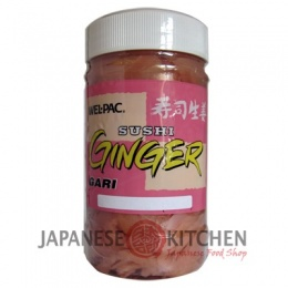 Wel-Pac : Pickled 'Sushi' Ginger in Jar (Sushi Gari) - 325g