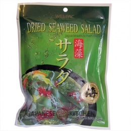 Wel-Pac : Dried Seaweed Salad (Kaiso Salad Mix) - 20g