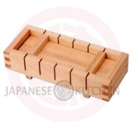Wooden Sushi Press (Oshizushi Box) - Wide